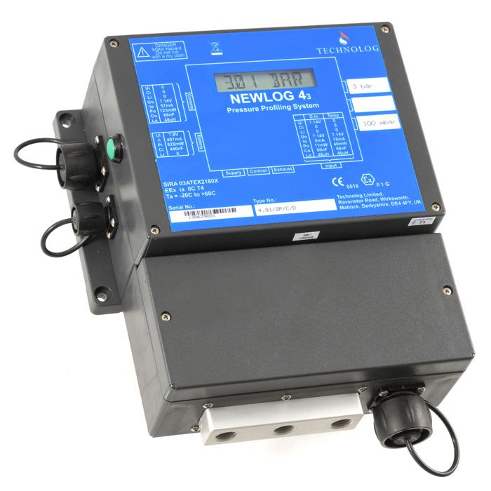 Autogas - Newlog 4 Profiler