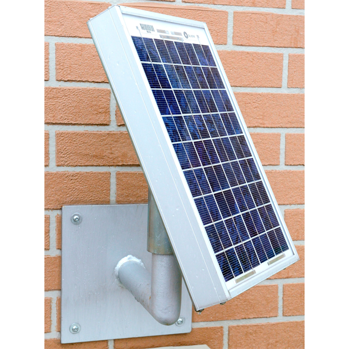 MO System - Solar powered remote communication system