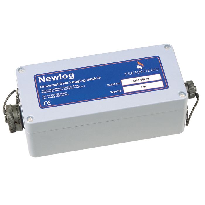 Newlog 3 - Compact data logger
