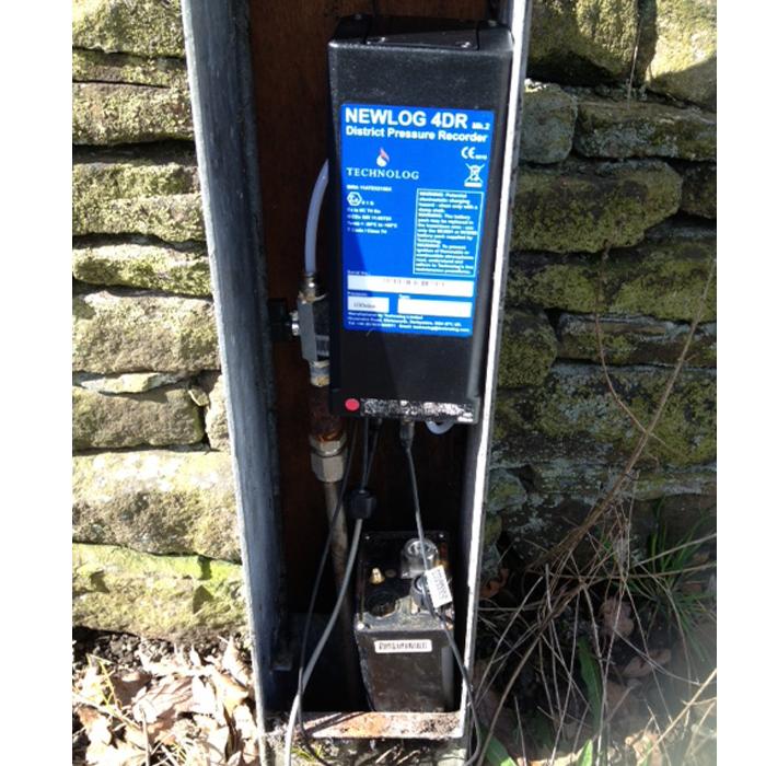 Newlog 4 DR Mk.2 - Station de télémétrie alimentée par batterie