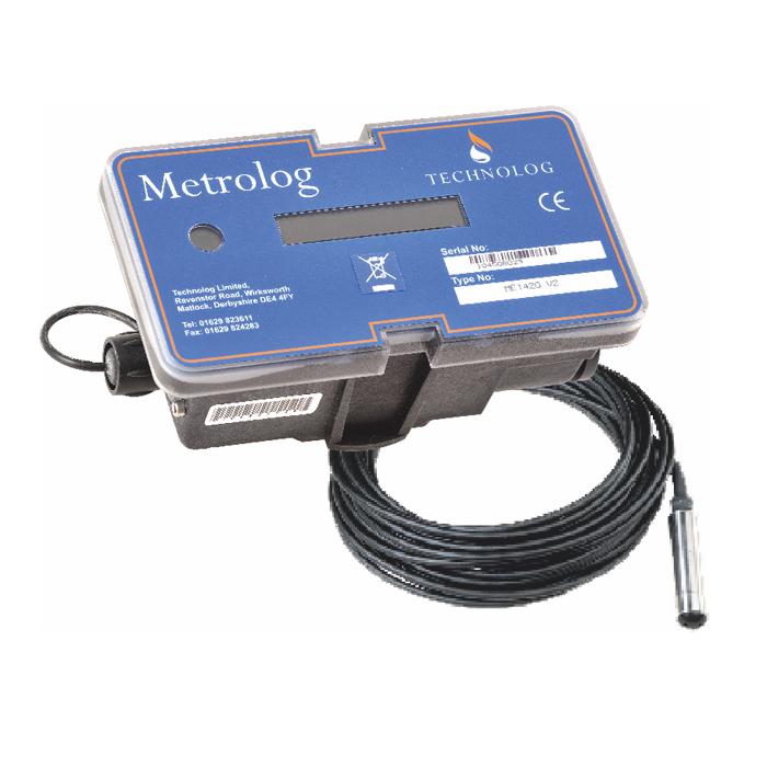 Metrolog 420MET - Data logger