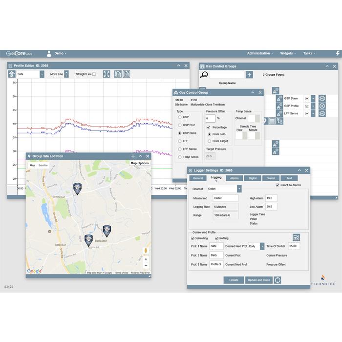 Web Based Data Analysis Software